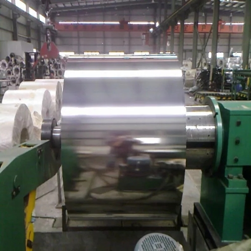Stainless Steel Coils Polished Mirror BA Finish Coils