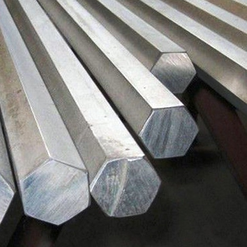 Stainless Steel Hexagon bars Supplier in India