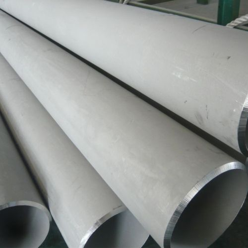 Stainless Steel Round Pipes in India