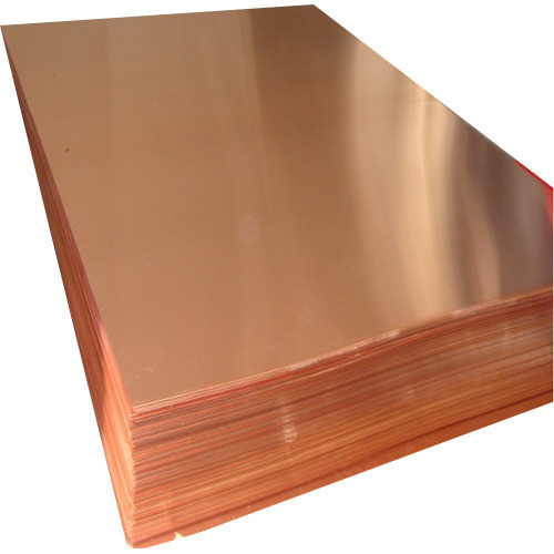 Copper Plates & Sheets Manufacturers, Dealers